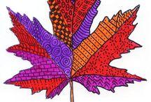 Podzim - Autumn Art