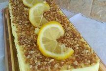 tarta d limon