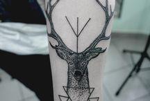 Sevdiğim dövmeler