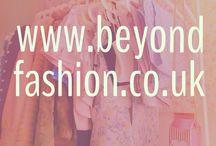 BEYOND FASHION. / Fashion + Personal Style Blog www.beyondfashion.co.uk