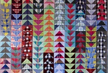 Quilt Ideas / by Carol Nabakowski