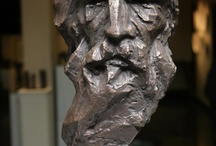 Skulptur /face