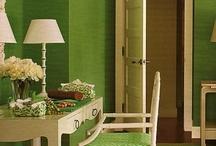 Shades of green / Shades of green