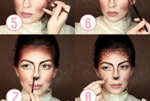 carnival make up tutorial