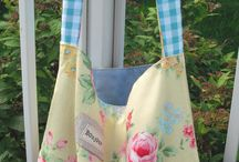 Carry bags shabby chic