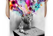 Imagine wit Me* / by Stephanie B.