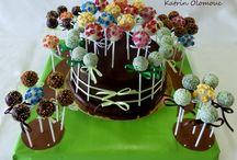 Narozeninové dorty / Dárek k narozeninám na míru oslavence ♥
