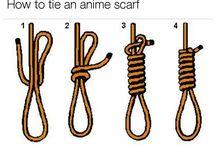 uzly provazy