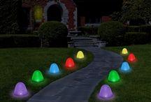 Gumdrop Christmas Lights / Gumdrop Sugar Coated Christmas Lights