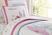 Baby/Kid's Room Decor Ideas / Some cute ideas for a little girl's room
