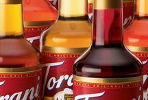 Torani Syrup drinks