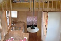 Tiny House Interior / by America Curl