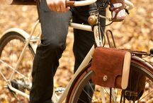 Bycicle leather