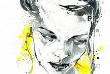 Illustrations / I like drawings