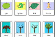 thema seizoenen