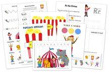 Pre-K Circus & Carnival