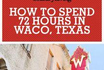 Waco & Austin