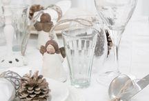 Christmas - Tablescape