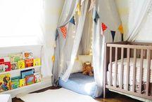 Baxters new room / Nursery / toddlers bedroom.