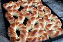 Pão e rosca