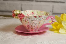 Tea cup / For Louise