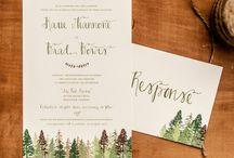 Wedding - invites