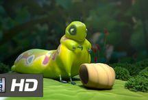 Vídeos de animaciones
