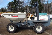 Crawler Carriers & Dumpers