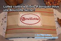 Bouillotte sèche