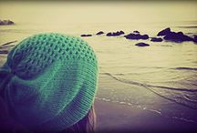 "Whiritoa Slouch Beanie / Whiritoa is a small costal village on the Coromandel Peninsula. The name Whiritoa means ""meeting place of great wisdom"" I can see how this came to be, Whiritoa has a vibe about it, one of great beauty and tranquillity. Its wee gem of a beach is just stunning, along with its amazing caves and powerful blowhole. We are lucky, and this is our front yard. This special place is what inspired this design."