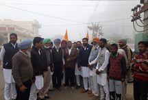 Moga Rally-Pani Bachao Punjab Bachao