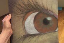 Карие глаза / Карие глаза