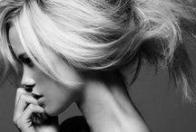 HAIR STYLES / by HOPE DENDINGER