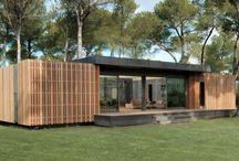 Projet innovant maison passive