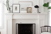 FIREPLACE MILLWORK