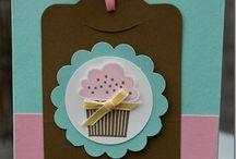 Muffin, Torten