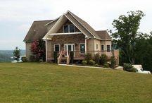 Hidden Springs Homes for Sale / View Norris Lake Homes and Lots for Sale at Hidden Springs in Lafollette, TN.