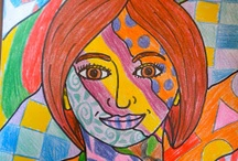 School-Art activities for kids / by Shayla Riley