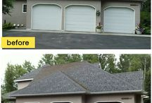 Before & After / Curb Appeal Improvement