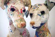 Textila djur