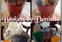 Baskets by Danielle / Custom made baskets to meet any budget or need :)