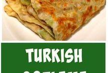 τουρκικη μαγειρική.