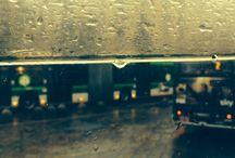 Scende la pioggia..