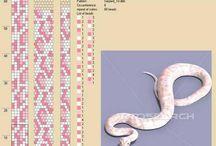 Jewelry Beads - patterns, tutorials