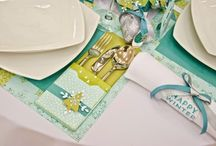 Stampin' Up Cutlery Holders