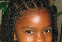 Braids For Kids / Super cute braids for kids with natural hair, black and white hairstyles. Give your kids one of these easy, stylish and cool braid hairstyles and patterns. - http://beautifieddesigns.com/braids-kids/