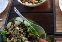 Salads / Healthy salads' recipies