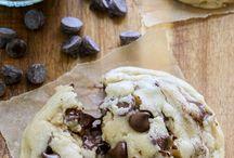 Prăjituri Cu Fulgi De Ciocolată
