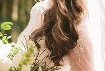 Bruidjes / Ideeen voor jurken en kapsels
