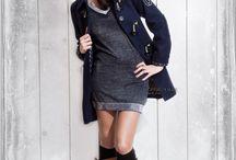 Manteau et Blouson femme / Séléction de manteaux hivers ou mi saison...chauds et branchés